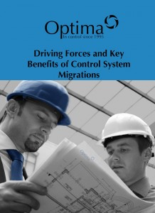 Control system migrations cover page