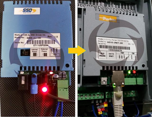 New Ethernet-Based Link Tech Box