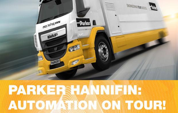 Parker: Automation on Tour