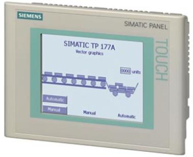 Obsolete Siemens TP177A HMI© Siemens AG 2019
