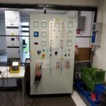 AC and DC Motor Test Rig 1